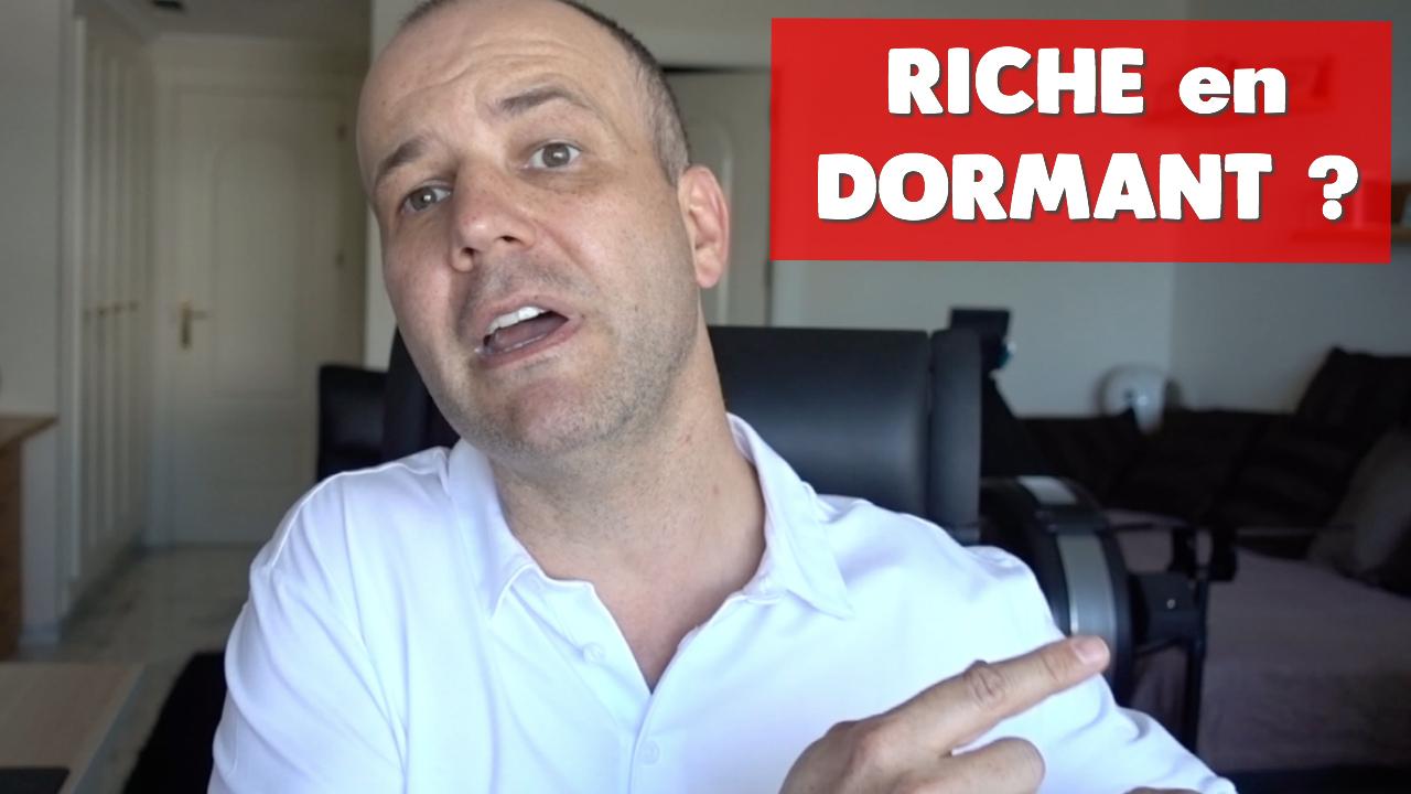 David Komsi - Comment gagner de l'argent en dormant