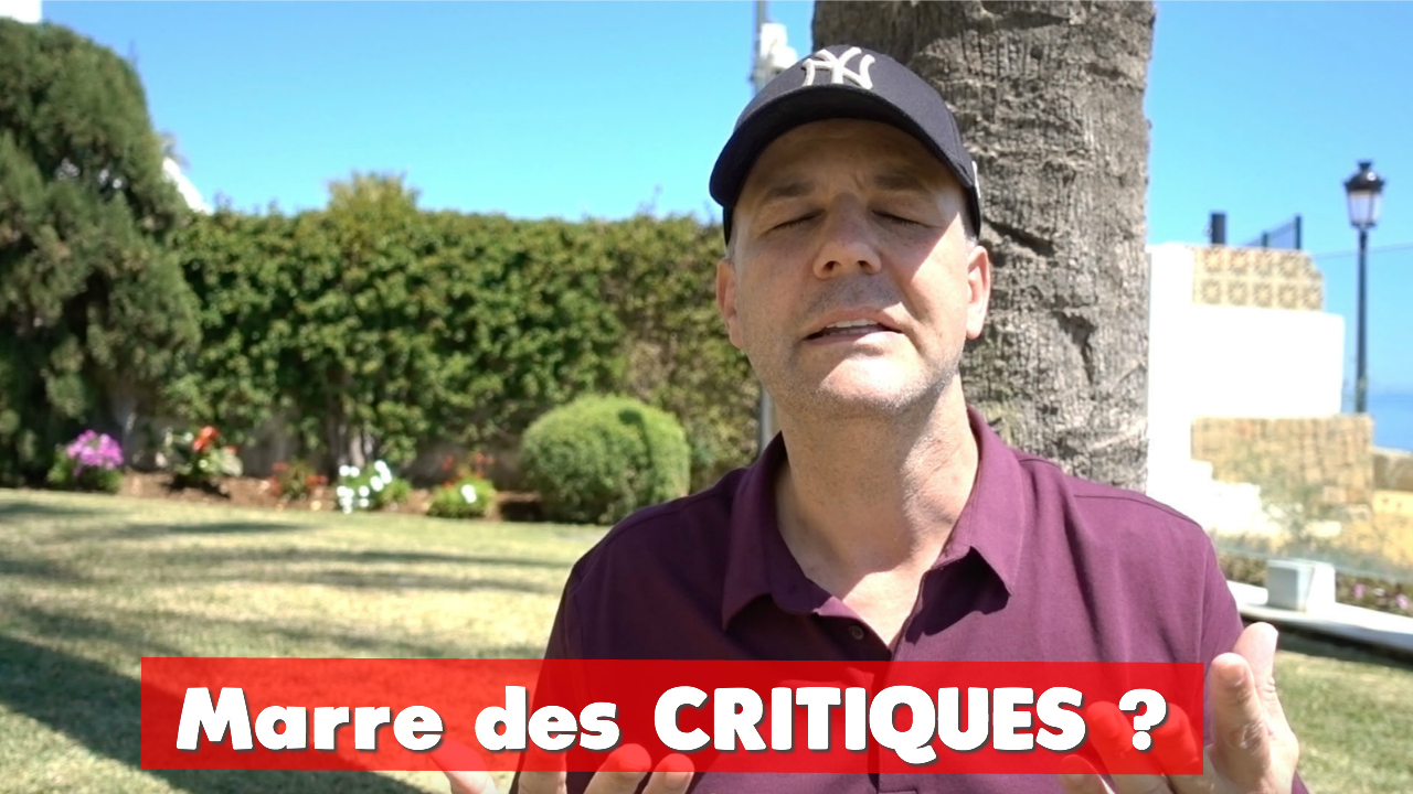 David Komsi - Pourquoi les gens vous critiquent