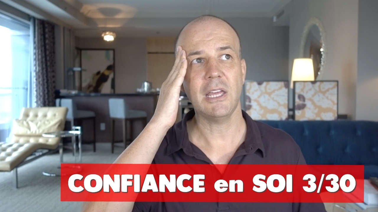 CONFIANCE EN SOI : en quoi c'est important